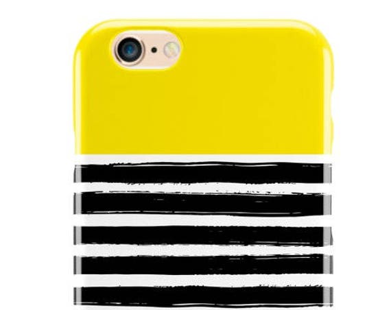 Picasso Yellow - Phone Case