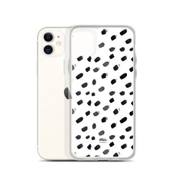 iPhone Case - Brush Dots