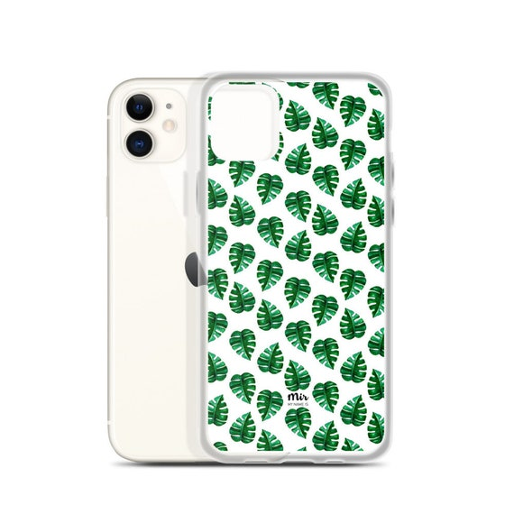Funda iPhone - Monstera