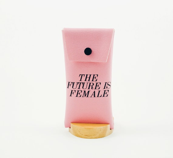 Funda Gafas - The Future is Female