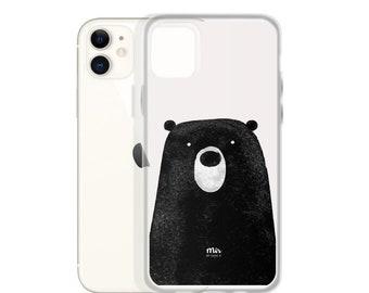 iPhone Case - Cute Bear
