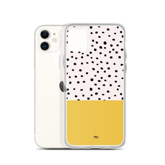 Funda iPhone - London Mostaza