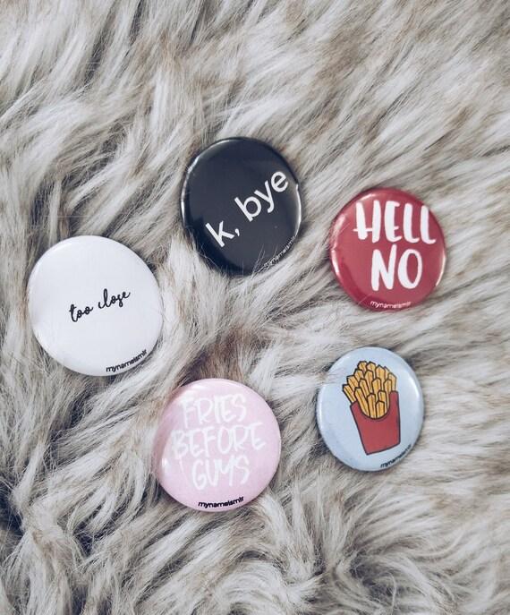 Furniere, Furnier Spaß, Spaß, Pin, Teller, Satz von Pins, Pins Tumblr, lagen Tumblr, Zubehör, Outfit, feministische Humor