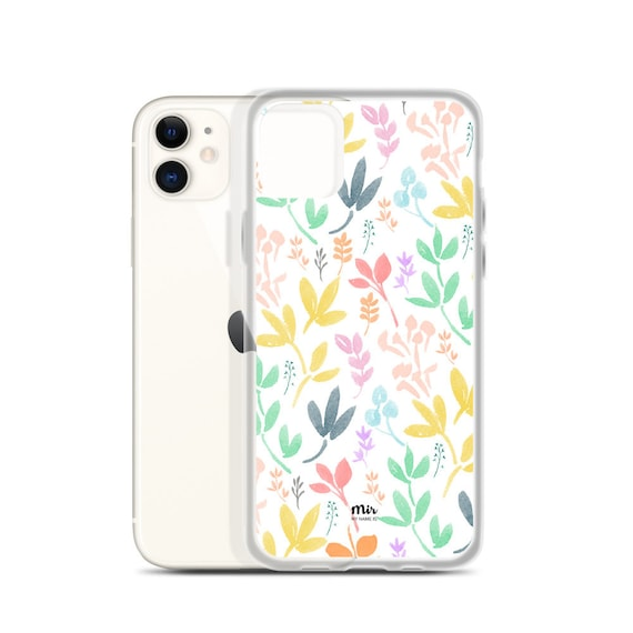 Fund iPhone - White Flowers