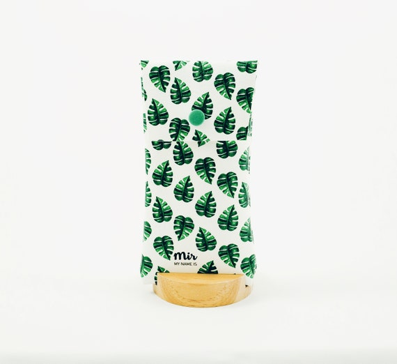 Funda Gafas - Monstera