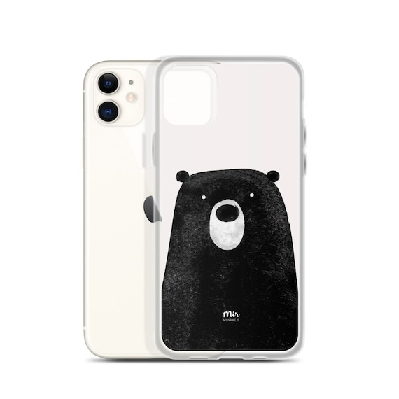 Funda iPhone - Cute Bear