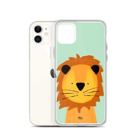 Funda iPhone - Sweet Lion