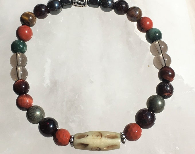 Overall Physical HEALTH and TURQUOISE POWER Metaphysical Bracelets Healing Jewelry, Sedona and Reiki Charged, Psychic Ability Enhancement