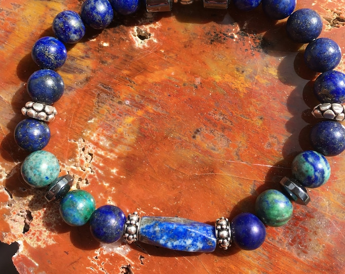 FATHER SON Matching Bracelets Mother Daughter Matching Metaphysical Bracelets Sedona Vortex & Reiki Charged Protection and Strength