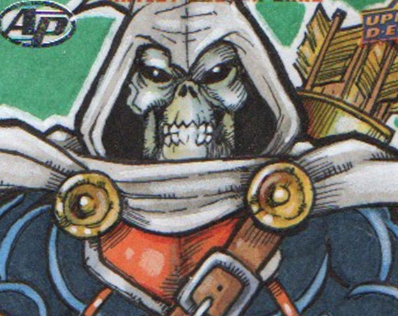 Ant Man and Wasp Artist Return: Taskmaster
