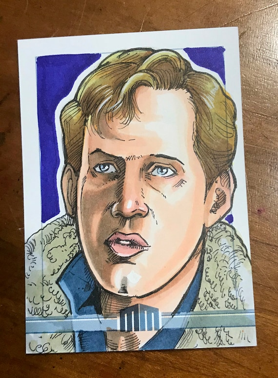 Sketch Card: Tommy Jarvis from Friday the 13th