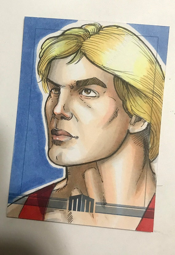 Sketch Card: Flash Gordon