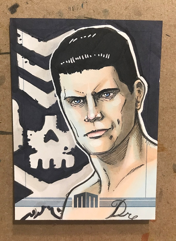 Sketch Card: Cody Rhodes