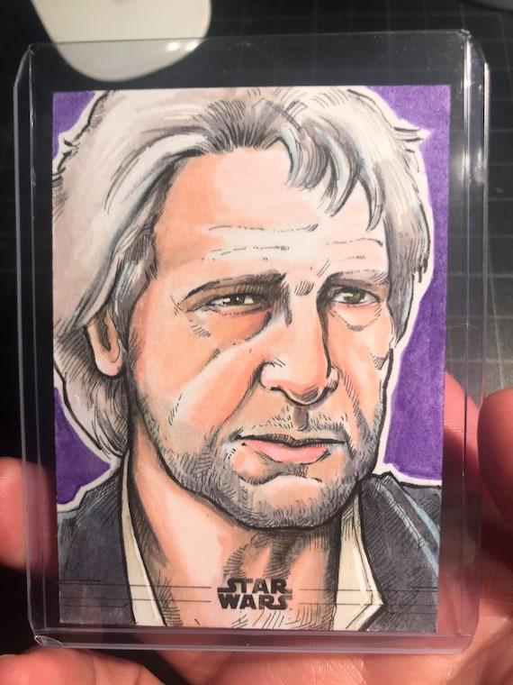 Topps Star Wars Rise of Skywalker Series 2: Han Solo