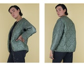 Military Quilted Liner Jacket
