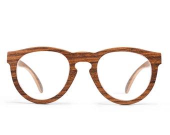 f49c1f56d9 Wooden Reading Eyeglasses