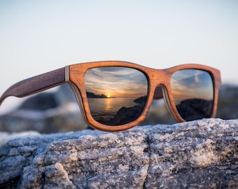 Wooden Sunglasses, Personalized Wooden Sunglasses, Polarized Wooden Sunglasses, Rosewood Sunglasses   Mens Sunglasses   Womens Sunglasses