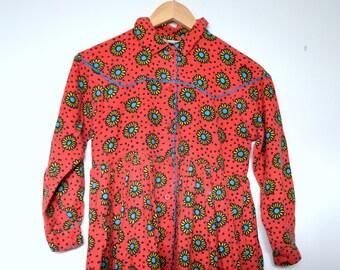 Vintage Floral Dress 'Next Preppy'