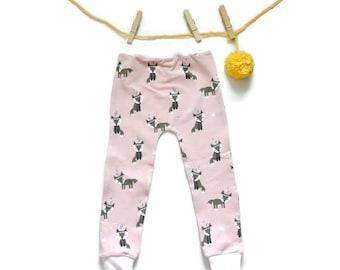 ac2870ce1972 toddler pink leggings