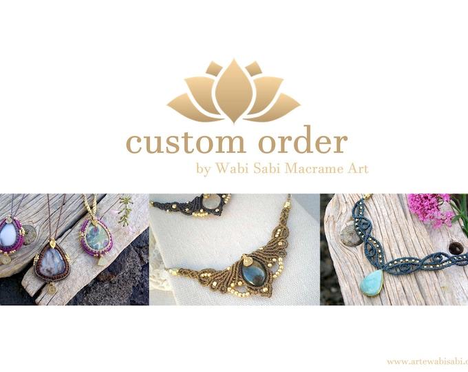 Custom order for Alicia. Dreamcatcher XXL