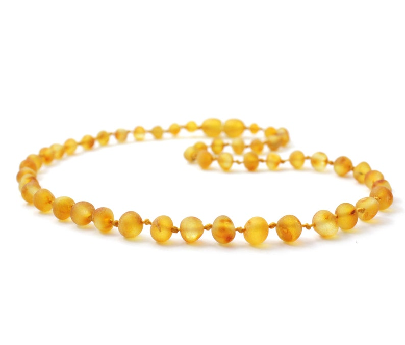 Wholesale LOT Size 12.5 inches 32 cm 10 pcs of Baltic Amber Teething Necklaces