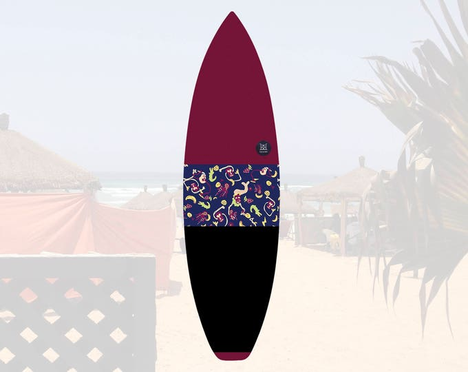 Oh Mangod | Surfboard Sock | Horizon Sunset