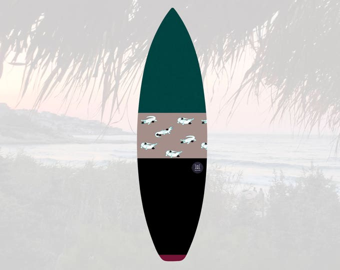 Oh Snap | Surfboard Sock | Horizon Dusk