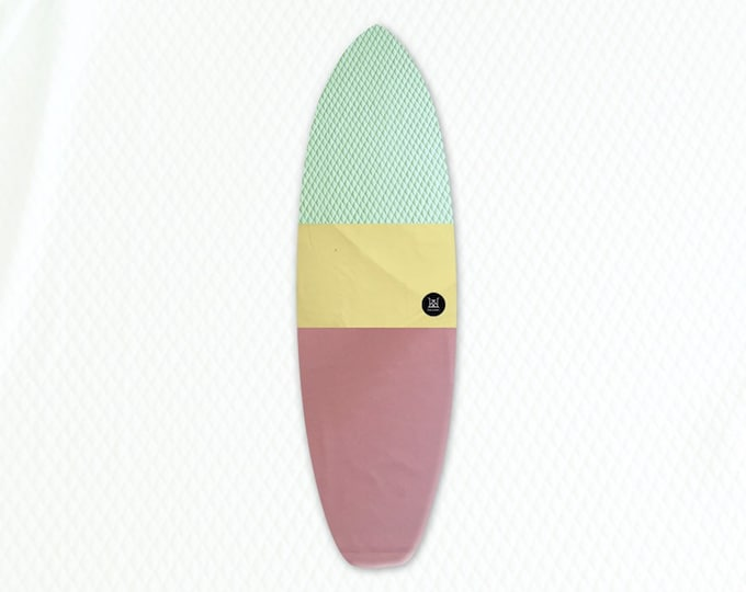 Confetti Jetty Pastel Edition | Surfboard Sock | Tropics