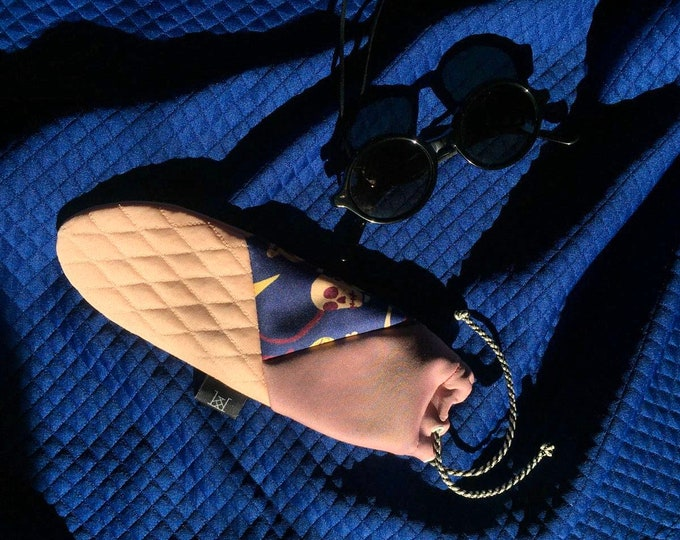 Sunglasses Pouch | Wallet | Multi-purpose Case aka kauskaki minions