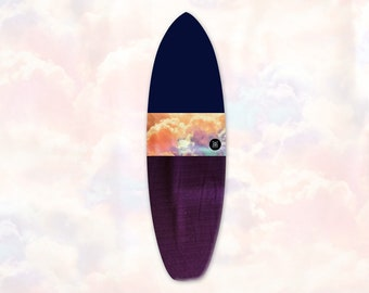 Te Fiti Goes Cloud9 | Surfboard Sock | Tropics