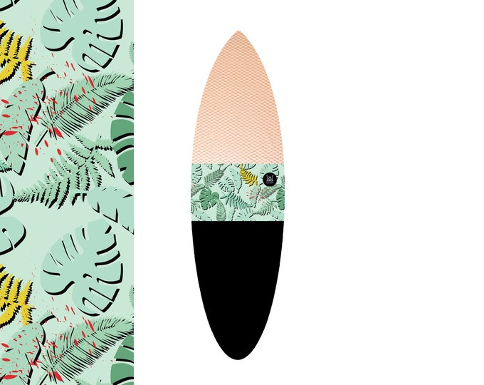 NEW IN | Oh  Jungle Creatures - Sunrise | Surfboard Sock