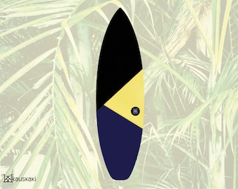 Toucan Warrior | Surfboard Sock | Cold Water