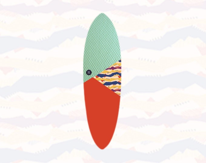 NEW IN | Volcan-Oh | Surfboard Sock | Suave Lava