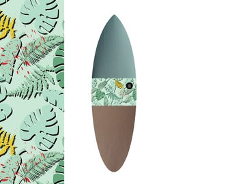 NEW IN | Oh  Jungle Creatures - Muddy | Surfboard Sock