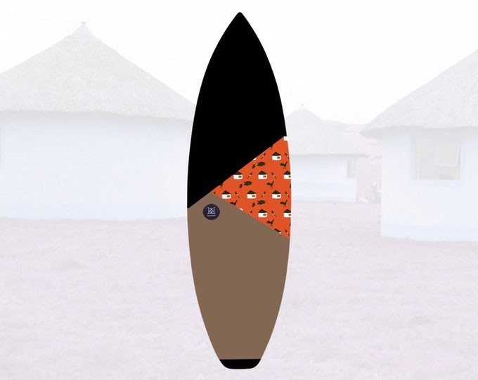 Rond-Oh-Well | Surfboard Sock | Triangle