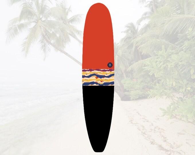 NEW IN | Volcan-Oh Laba Baklava | Surfboard Sock | Shortboard  Longboard
