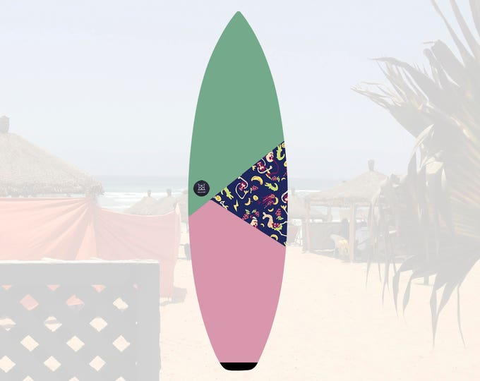 Oh Mangod | Surfboard Sock | Triangle Sunrise