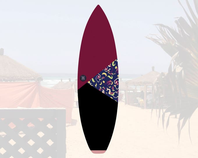 Oh Mangod | Surfboard Sock | Triangle Sunset