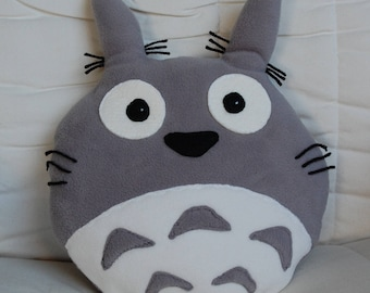 Totoro Soft Decorative Plush cushion