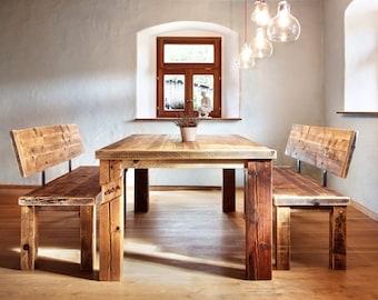 Dining Table Group of edictum-Unique furniture