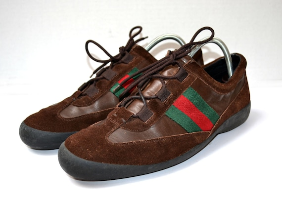 Ship Gucci Vintage Trainers Sneakers