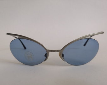 6f1e98b965 NOS Y2K Chanel 4001 Sunglasses