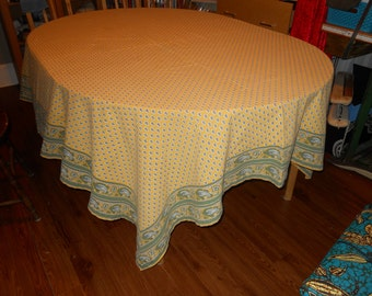 Wiiliams Sonoma tablecloth