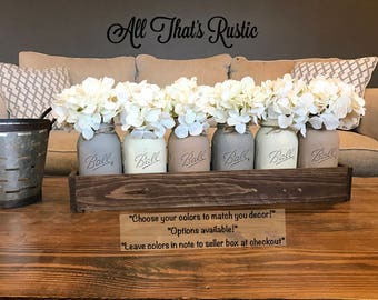 table centerpieces etsy