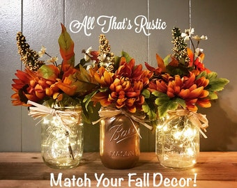 Fall Decorations Etsy