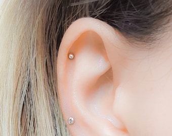 Cartilage Stud Etsy