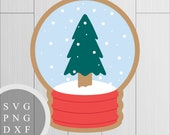 Christmas Tree Snow Globe...