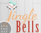 Jingle Bells - SVG, PNG a...