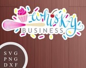Whisk-y Business - SVG, P...