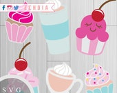 Coffee and Cupcakes Colle...